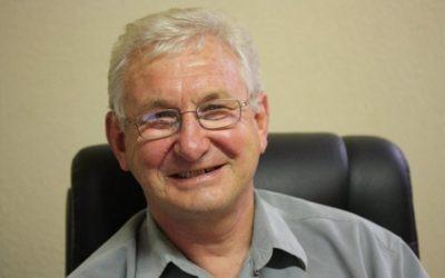 Johan Visser: Retiring after 20 years of service