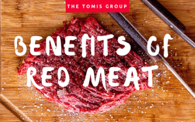 The benefits of Red Meat in your diet