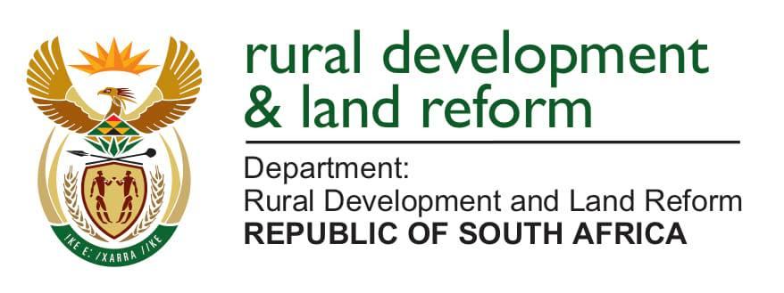 Rural Development and Land Reform Logo