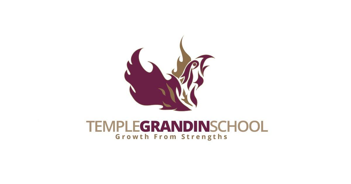 Temple Grandin School logo