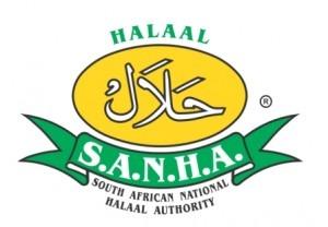 Halaal SANHA logo